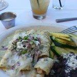 Mar Enchiladas and The Don Margarita