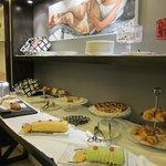 Breakfast Room Buffet