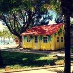 Just love this little beach house.