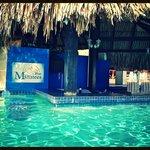 the poolbar!