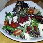 Hollywood salad
