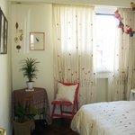 Casa Rosa: Aviary Room