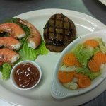 Chuck's Steak & Shrimp