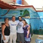 Con nuestros amigos Roberto y Marta