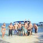 Tour a Bay Dolphin, Cayo Zapatillas