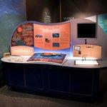 Salmon Science exhibit
