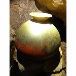 Mayan Pottery left by the Shamans