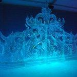 Beautiful Ice Sculptures