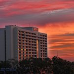 Marriott at Sunset