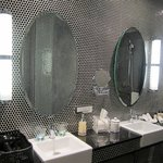 Bathroom Tile and Mirrors