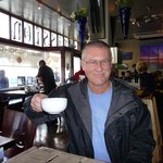 A big 'ole cup of Earl Grey