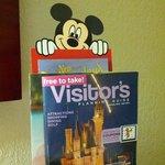 Good tourist information, plus don't miss the Mouse!
