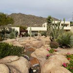 Grounds of Camelback Inn
