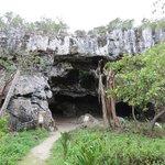 Preacher's Cave - North Eleuthera