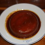 home made Flan... from bakeria del Xanadu.
