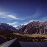Mt Cook view room