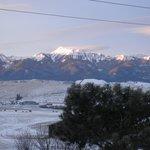 Wallowa Mountains: snow shoeing, snow mobiles, skiing