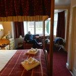 Room 15! Very cosy