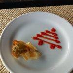 Free wonton appetiser