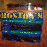 Foto di Boston's Pub & Grill