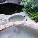 rock pools