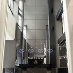 The Maslow Hotel Reception