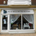 Blue Willow Tea Room, Cromer