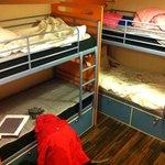 4-bedded female dorm