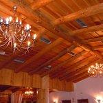 Fantastic ceiling
