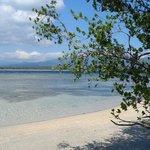 la spiaggia di Gili Air