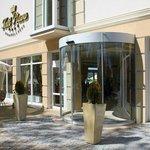 Hotel Król Plaza Spa-wejście