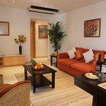 Superior Apartment 1 bedroom Lounge