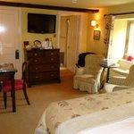Main room in hotel