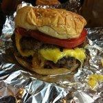 il panino più americano mai mangiato!!!!!