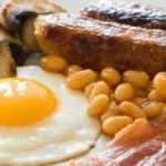 Full English Breakfast - cooked to order