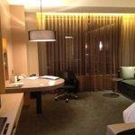 Room view executive floor