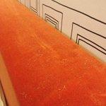 Dust on top of headboard