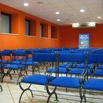 Sala Arancio 90 posti  a sedere