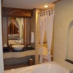 Our Open bathroom n bath tub
