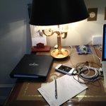 Desk to make your TripAdvisor reviews.