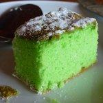 """Bali"" cake"
