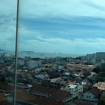 Penang Bridge view