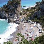 Chiliadou Beach