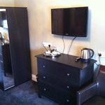 All rooms have TV's and all facilities