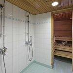 Hellsten Hotels Parlaiment - Sauna