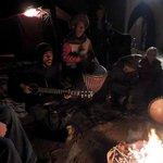 Musique le soir au coin du feu, Amed et Immoda