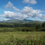 View from near the Sliabh Riadh Windmill.