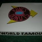 New Kanes donut box