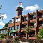 Das Hotel Ostseeblick