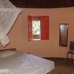 Bungalow sleeping room